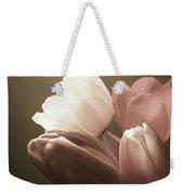 Tulips Glow Weekender Tote Bag