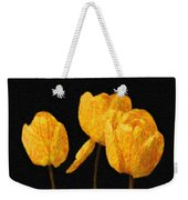 Tulips - Id 16235-220512-0422 Weekender Tote Bag