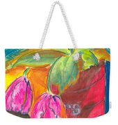 Tulips In Can Weekender Tote Bag