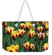 Tulips In The Garden Weekender Tote Bag
