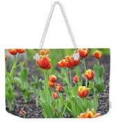 Tulips In The Springtime Weekender Tote Bag