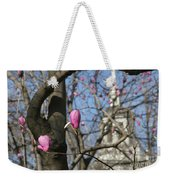 Tulips On Trees  Weekender Tote Bag