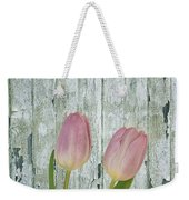 Tulips Two Weekender Tote Bag