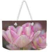 Tulips With Texture Weekender Tote Bag