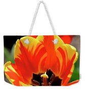 Tulips Yellow Red Weekender Tote Bag