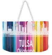 Tulsa Ok 2 Vertical Weekender Tote Bag