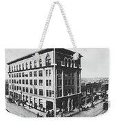 Tulsa, Oklahoma Panorama 1909 Weekender Tote Bag