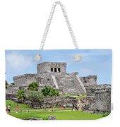 Tulum Ruins   Weekender Tote Bag