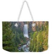 Tumalo Falls In Bend Oregon Weekender Tote Bag
