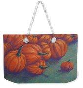 Tumbled Pumpkins Weekender Tote Bag