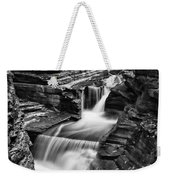 Tumbling Waters #2 Weekender Tote Bag