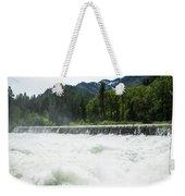 Tumwater Dam Weekender Tote Bag