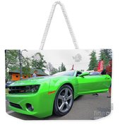 Tuned Chevrolet Weekender Tote Bag