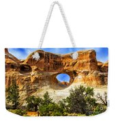 Tunnel Arch Weekender Tote Bag