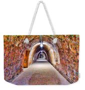 Tunnel Weekender Tote Bag