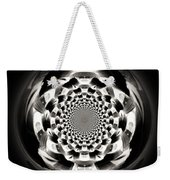 Tunnel Illusion Weekender Tote Bag