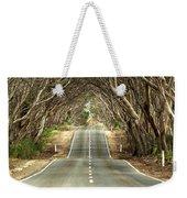 Tunnel Of Trees Weekender Tote Bag