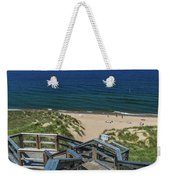 Tunnel Park Holland Michigan Weekender Tote Bag