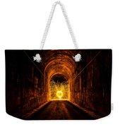Tunnel Sparks Weekender Tote Bag