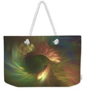 Tunnel Stretching Into The Distance Weekender Tote Bag