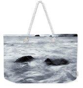 Turbulent Seas Weekender Tote Bag