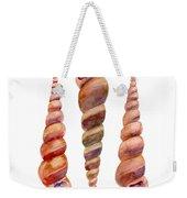 Turetella Shells Weekender Tote Bag