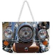 Turgalium Motorcycle Club 05 Weekender Tote Bag