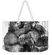 Turkey: Crimea Cartoon Weekender Tote Bag