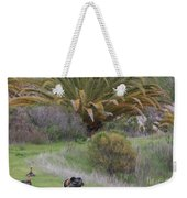 Turkey Day Card Weekender Tote Bag