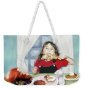 Turkey Girl Weekender Tote Bag