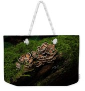 Turkey Tail Weekender Tote Bag