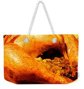 Turkey Time Weekender Tote Bag