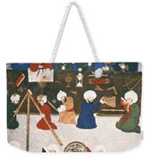 Turkish Astronomers Weekender Tote Bag