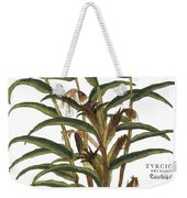 Turkish Corn, 1735 Weekender Tote Bag