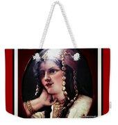 Turkish Gypsy Weekender Tote Bag