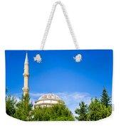 Turkish Mosque Weekender Tote Bag