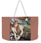 Turn Loose The Mermaid Weekender Tote Bag