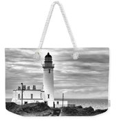Turnberry Lighthouse Weekender Tote Bag