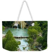 Turner Falls Grand View Two Weekender Tote Bag