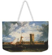 Turner Joseph Mallord William Tabley The Seat Of Sir Jf Leicester Joseph Mallord William Turner Weekender Tote Bag