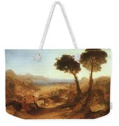 Turner Joseph The Bay Of Baiae With Apollo And The Sibyl Joseph Mallord William Turner Weekender Tote Bag