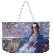 turner morning 1919 Joseph Mallord William Turner Weekender Tote Bag