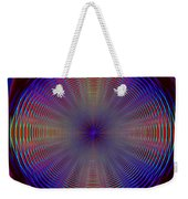 Turning And Spinning Weekender Tote Bag