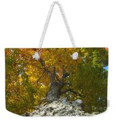 Turning Colors Weekender Tote Bag