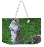 Turning Squirrel Weekender Tote Bag