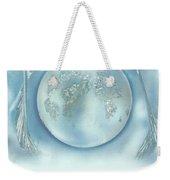 Turquoise Dream Weekender Tote Bag