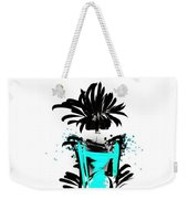 Turquoise In The City Weekender Tote Bag
