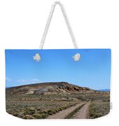 Turquoise Mine Off Hwy 142 2 Weekender Tote Bag