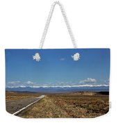 Turquoise Mine Off Hwy 142 Weekender Tote Bag