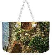 Turret At Wallingford Castle Weekender Tote Bag